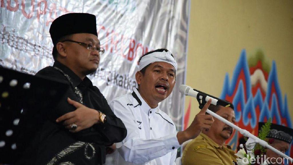 Di Depan PGRI Cirebon, Dedi Mulyadi Cerita Pendidikan Vokasional