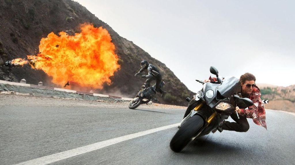 Sutradara Ungkap Detail Mission Impossible 6