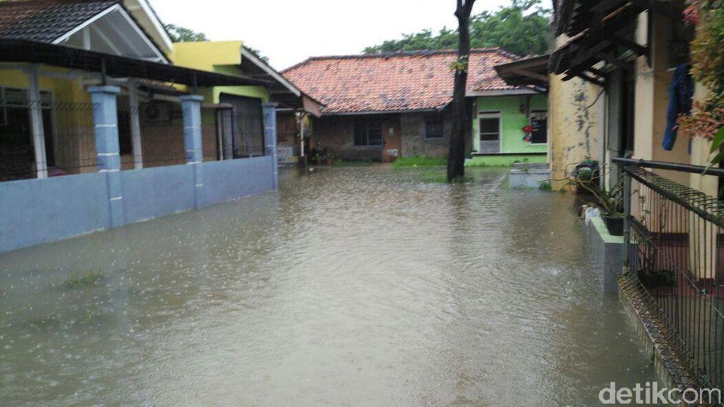 6 Kelurahan di Bekasi Utara Banjir, Ketinggian hingga 60 Cm