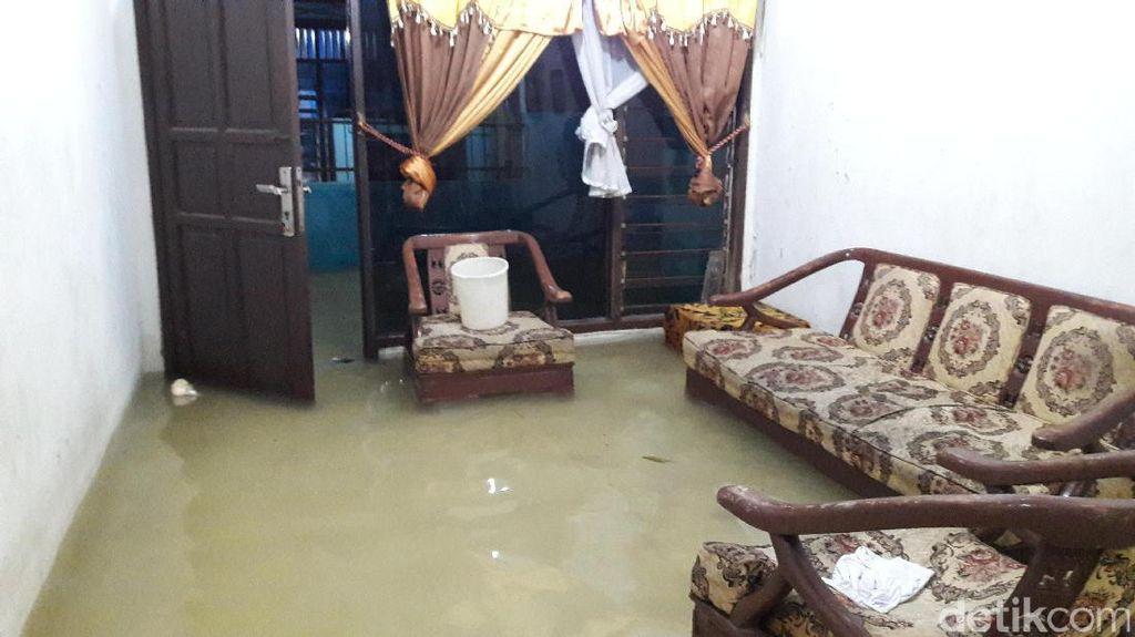 Cililitan Banjir, Warga Harap Normalisasi Sungai Dilanjutkan