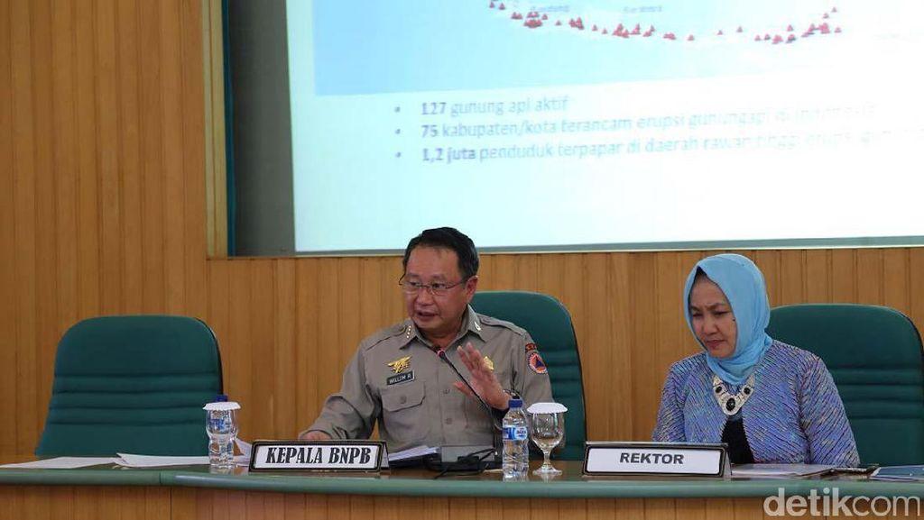 BNPB: Tiap Tahun Negara Rugi Rp 30 Triliun Akibat Bencana