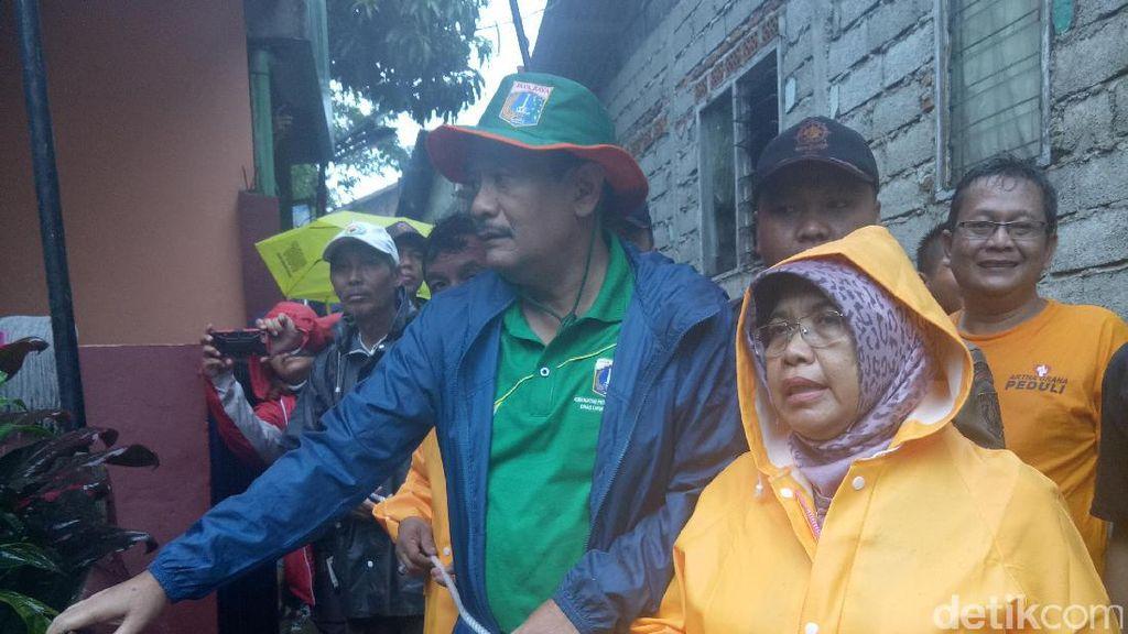 Banjir Jakarta, Wagub Djarot: Normalisasi Harus Dilakukan