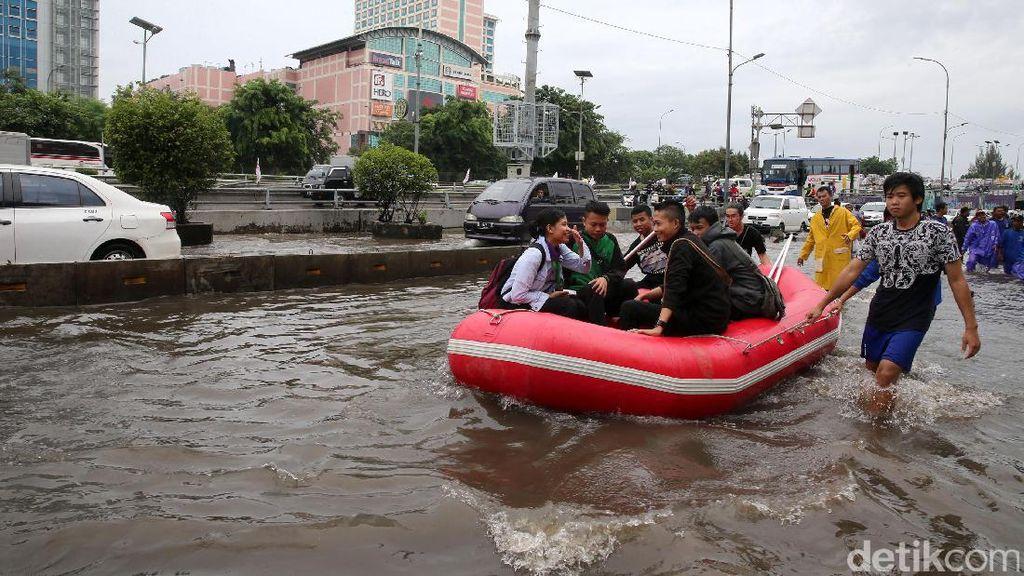 Terobos Banjir Grogol