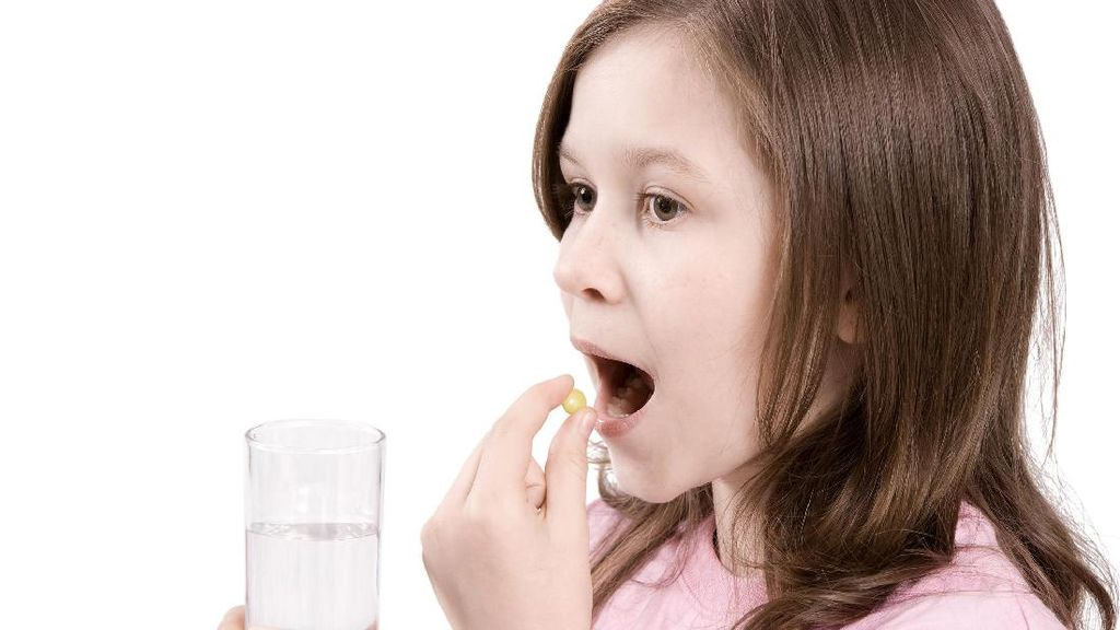 Obat Berlapis Cokelat, Terobosan Cegah Anak Trauma Minum Obat