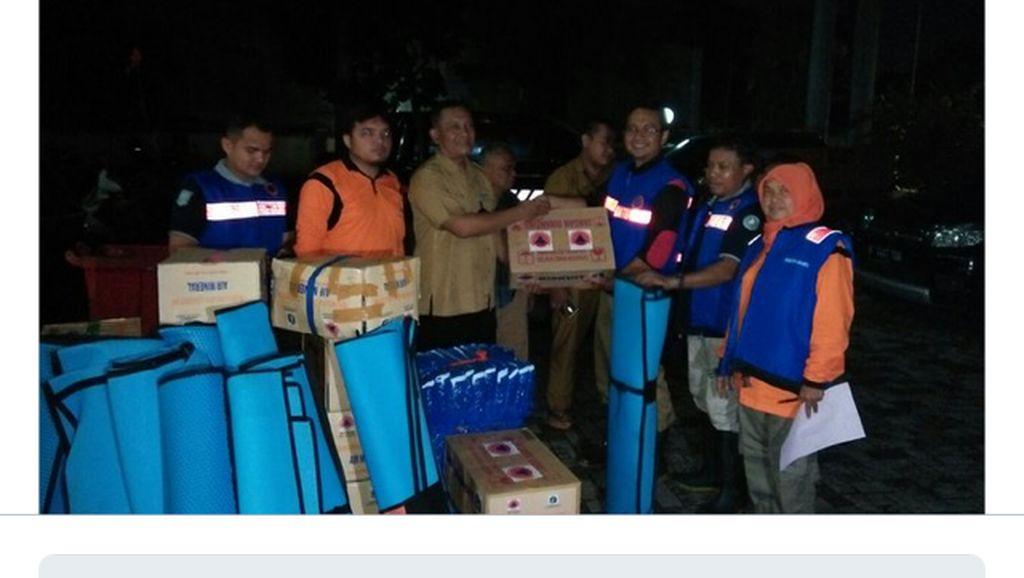 BPBD DKI Salurkan Bantuan ke Sejumlah Wilayah Terdampak Banjir