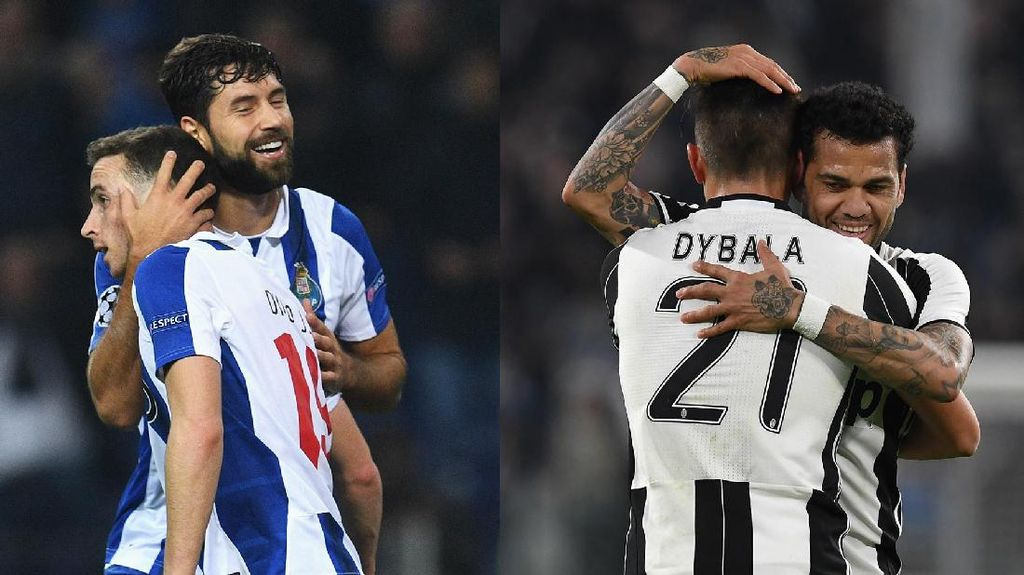 Ketangguhan Dragao vs Rekor Tandang Oke Bianconeri