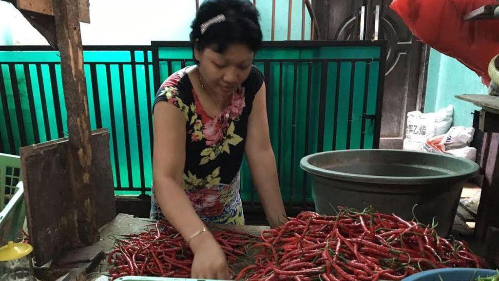 Cabai Rawit Merah di Pasar Rp 150.000/Kg, di Petani Rp 80.000/Kg