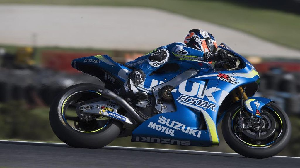 Strategi Suzuki Melawan Dominasi Honda dan Yamaha