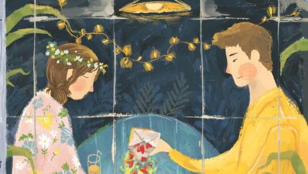 Bernard Batubara Tur Promosikan Novel Luka dalam Bara