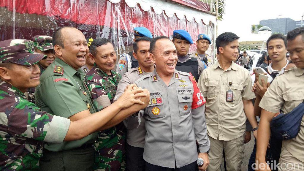 Kapolda Metro Koordinasi dengan Pemprov DKI Tangani Banjir
