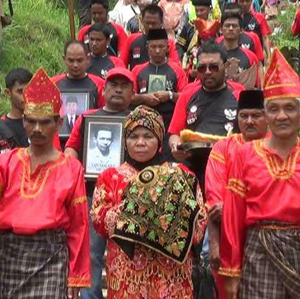 Gagal Bawa Jenazah Tan Malaka, Keluarga Gelar Upacara Di Kediri