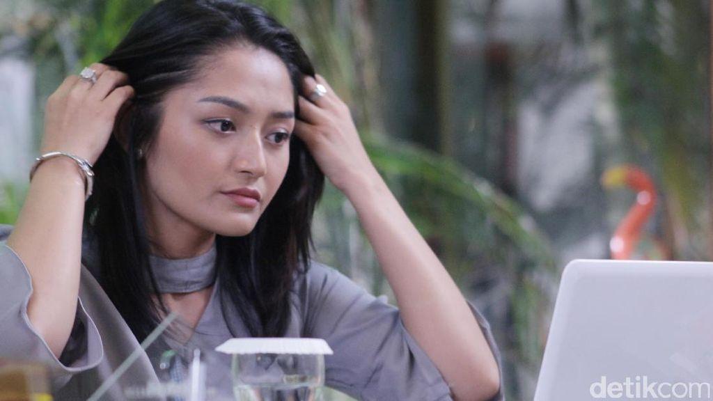 Intip Siti Badriah Syuting FTV TransTV
