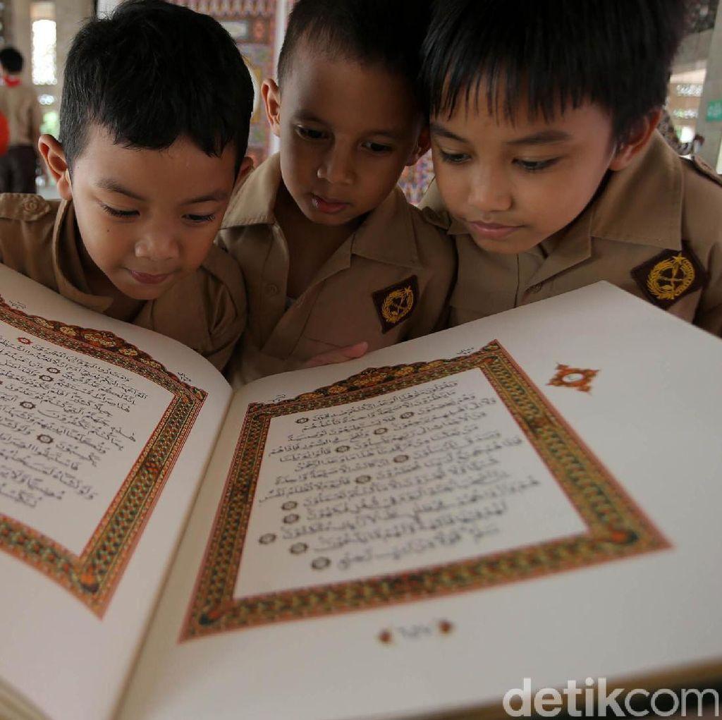 Pameran Sejarah dan Seni Islam di Istiqlal
