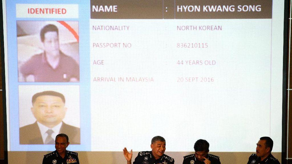 Kasus Kim-Jong-Nam, Diplomat Korut Antarkan 4 Buron yang Kabur