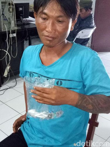 Polisi Ungkap Penyebaran Sabu via Kacang Kulit di Pekalongan