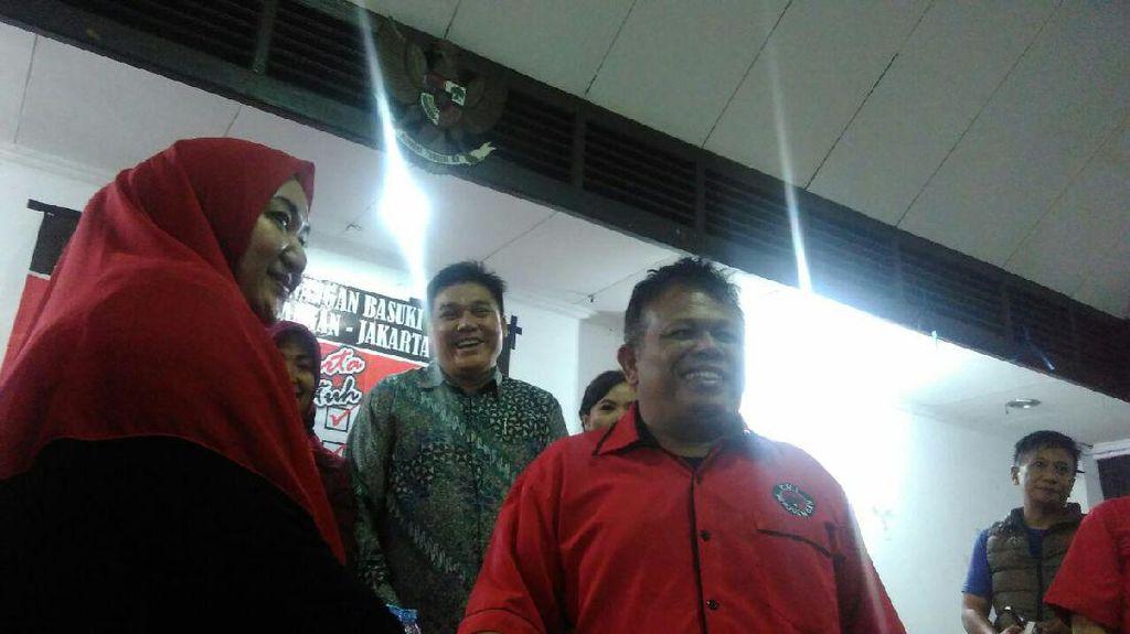 Pemukulan Ketua DPC PDIP Jakpus, Keluarga Tersangka Meminta Maaf