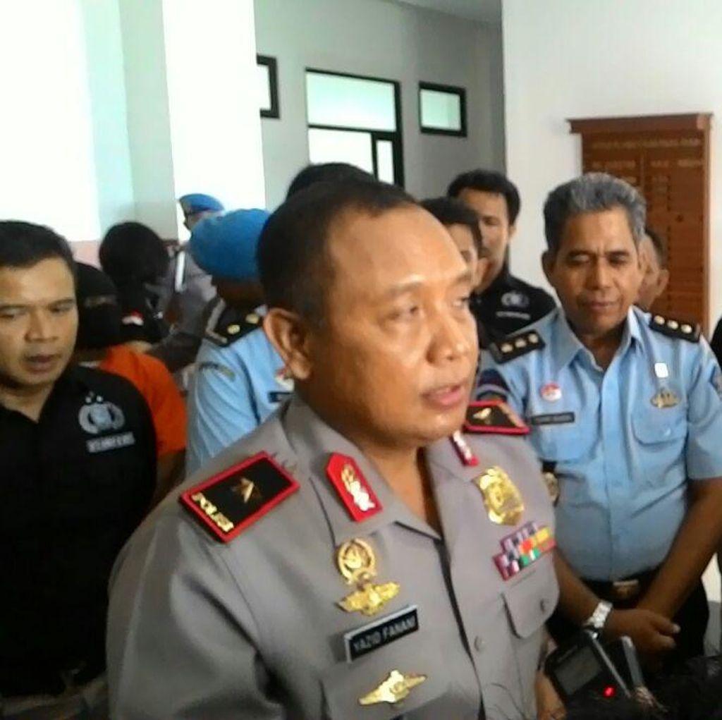 Polda Jambi Gagalkan Penyelundupan Narkoba Asal Belanda dan China