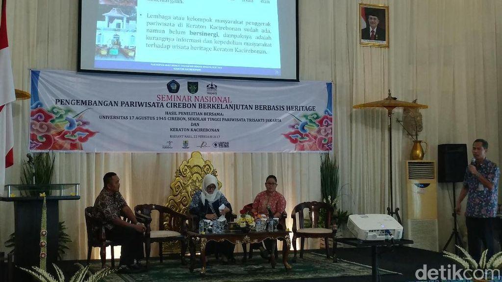Ingin Jadi Mini Bali, Pemkot Cirebon Benahi Sektor Pariwisata