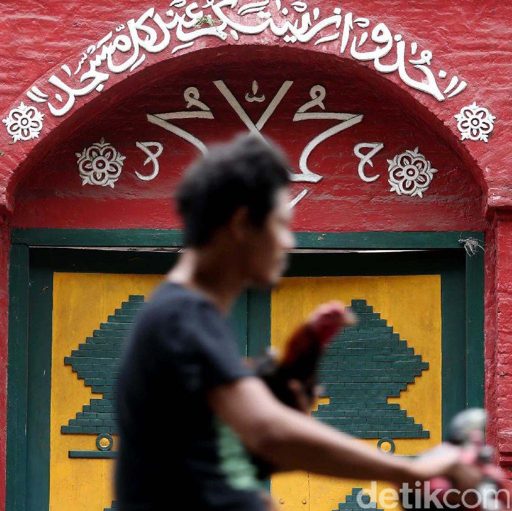 Melongok Masjid Agung Sang Cipta Rasa Kasepuhan