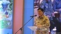 Novanto Tersangka e-KTP, Airlangga: Tidak Ada Masalah di Golkar