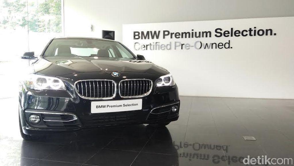 Diler Resmi Mobil Bekas BMW Ada di Sunter