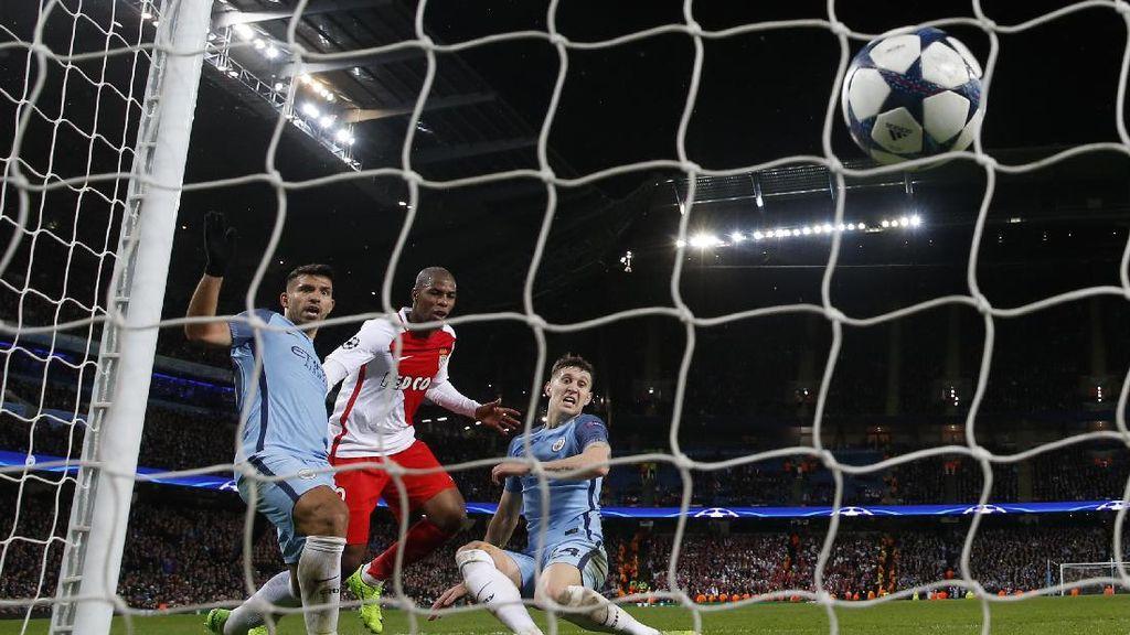 Monaco vs City, Duel Dua Tim yang Dilahirkan untuk Menyerang