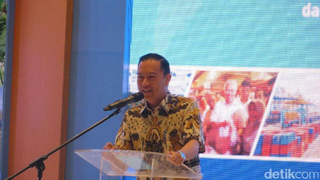 Di Depan Pengusaha, Kepala BKPM Pastikan Investasi di RI Aman
