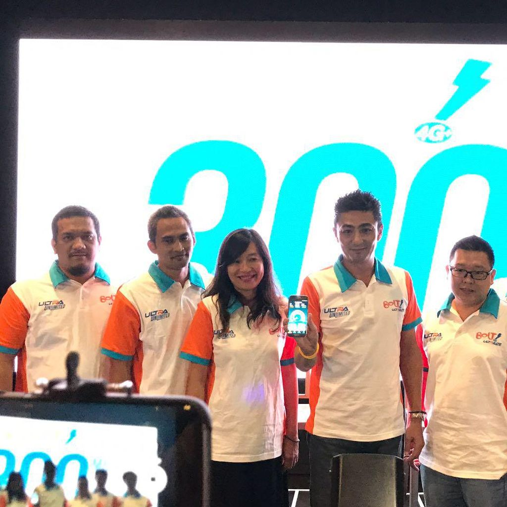 Bolt Tertarik Ikut Lelang 2,3 GHz