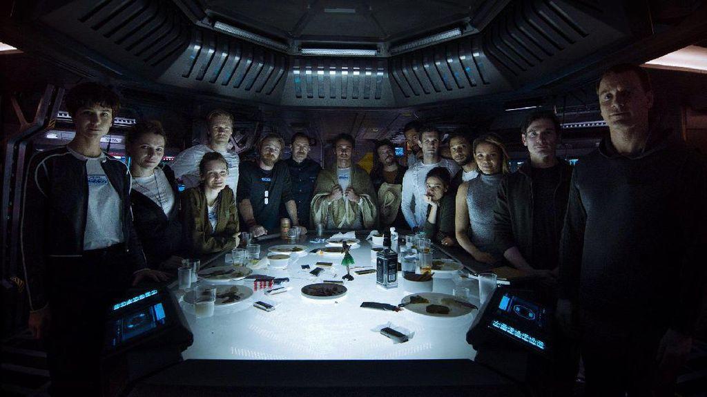 James Franco Bergabung di Produksi Alien: Covenant