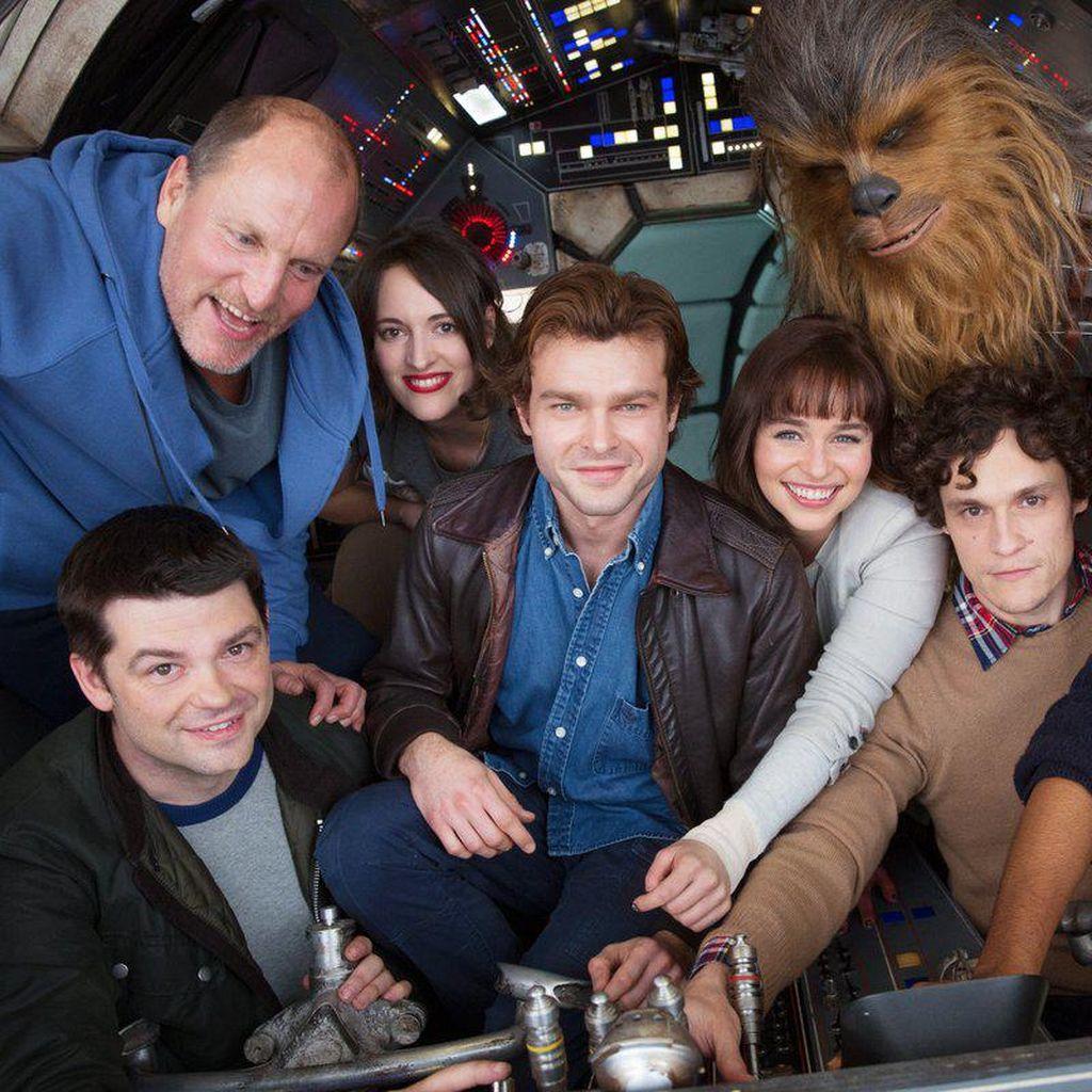 Melihat Han Solo Muda di Spin-off Star Wars