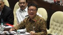 Pansus Usul Tambahan Kursi DPR Jadi 579, Tjahjo: Simulasikan Dulu