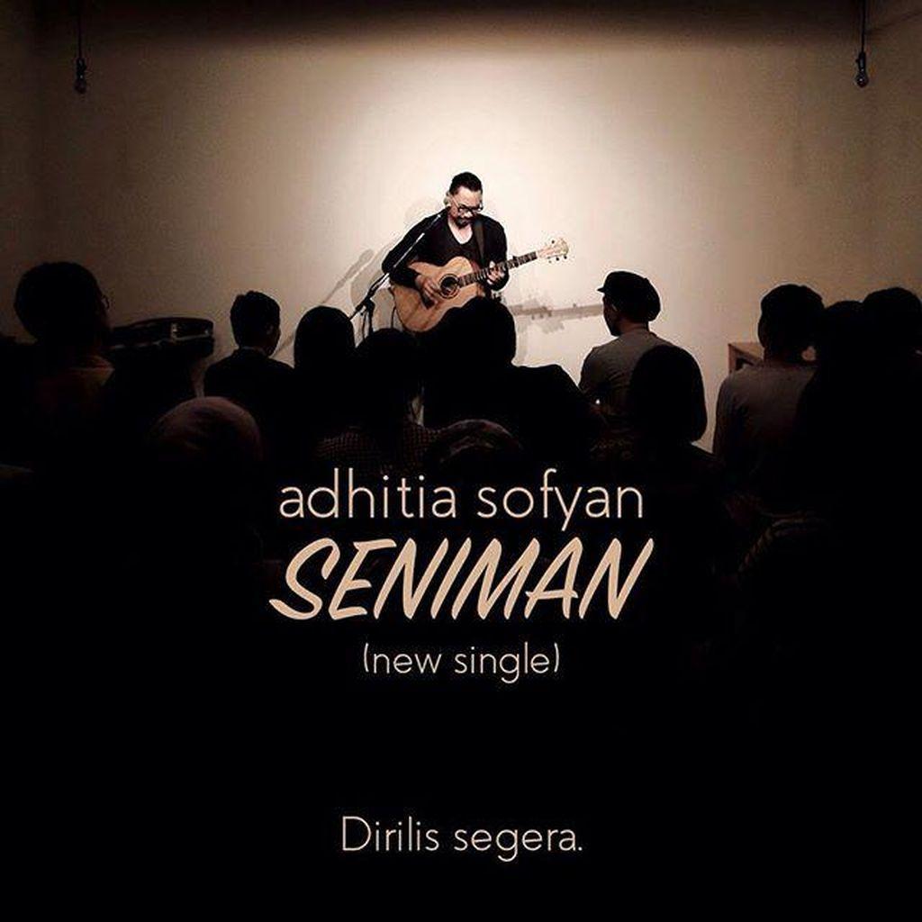 Seniman, Single Baru Adithia Sofyan yang Lahir dari Kamar Tidur