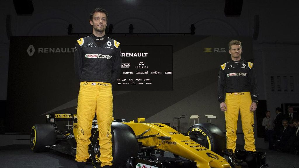 Perkenalkan Jet Darat Baru, Renault Pasang Target Lima Besar
