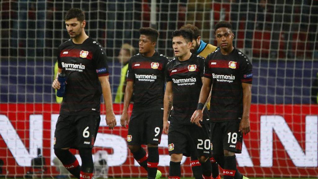 Pelatih Leverkusen Akui Kehebatan Atletico