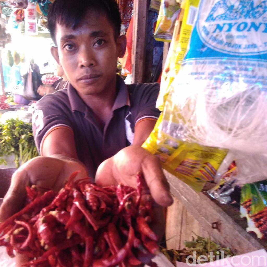 Cabai Impor Aman Dikonsumsi, Disperindag Tetap Pantau di Pasaran