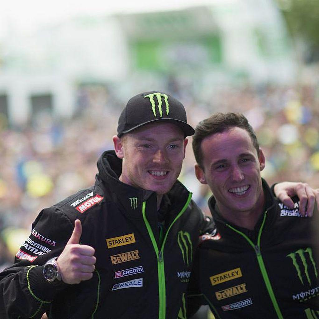 KTM Berharap pada Keakraban Smith dan Espargaro