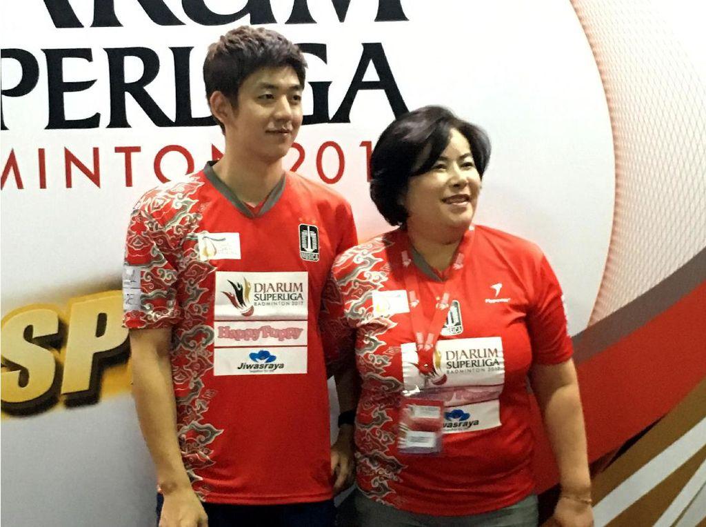 Banyak Cinta untuk Lee Yong Dae di Indonesia, Sang Ibu pun Terharu