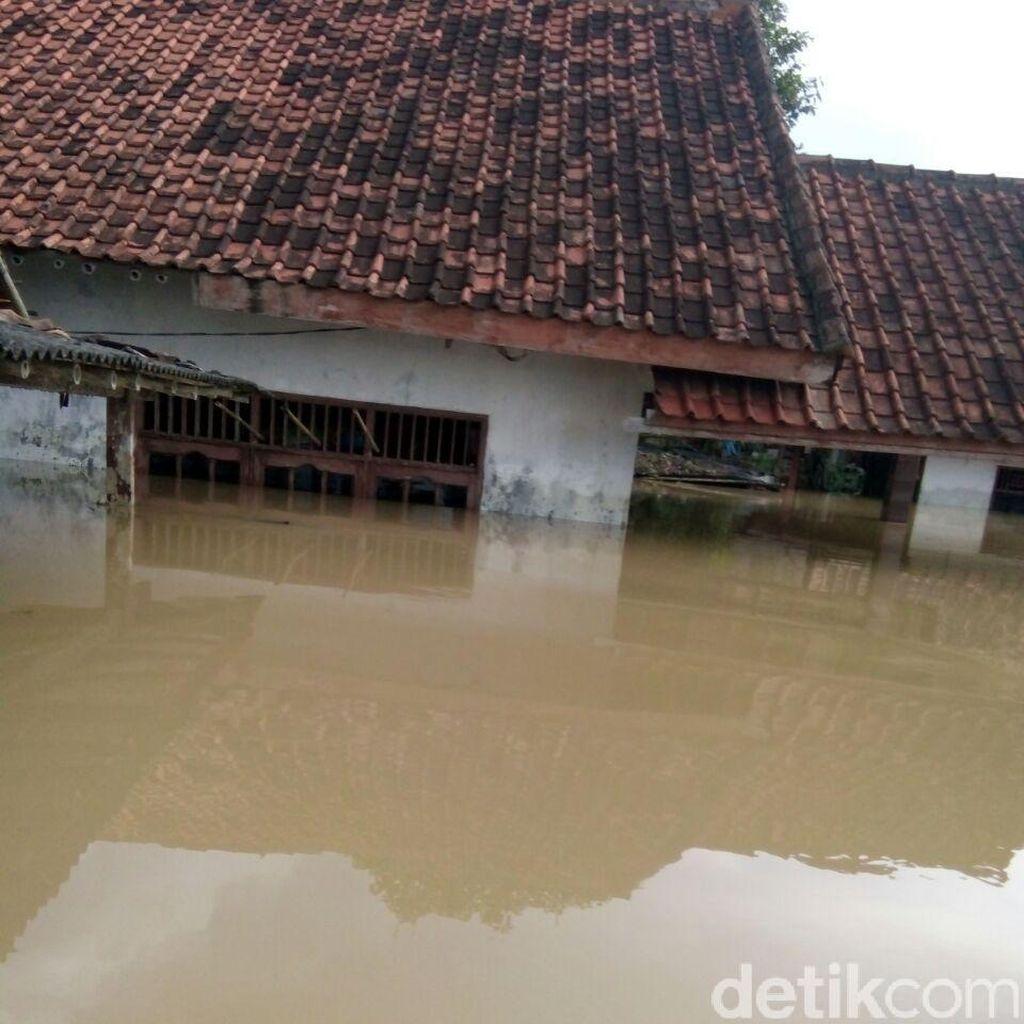 Hujan Deras, 2 Orang Hilang Terseret Banjir di Kendal, Jateng