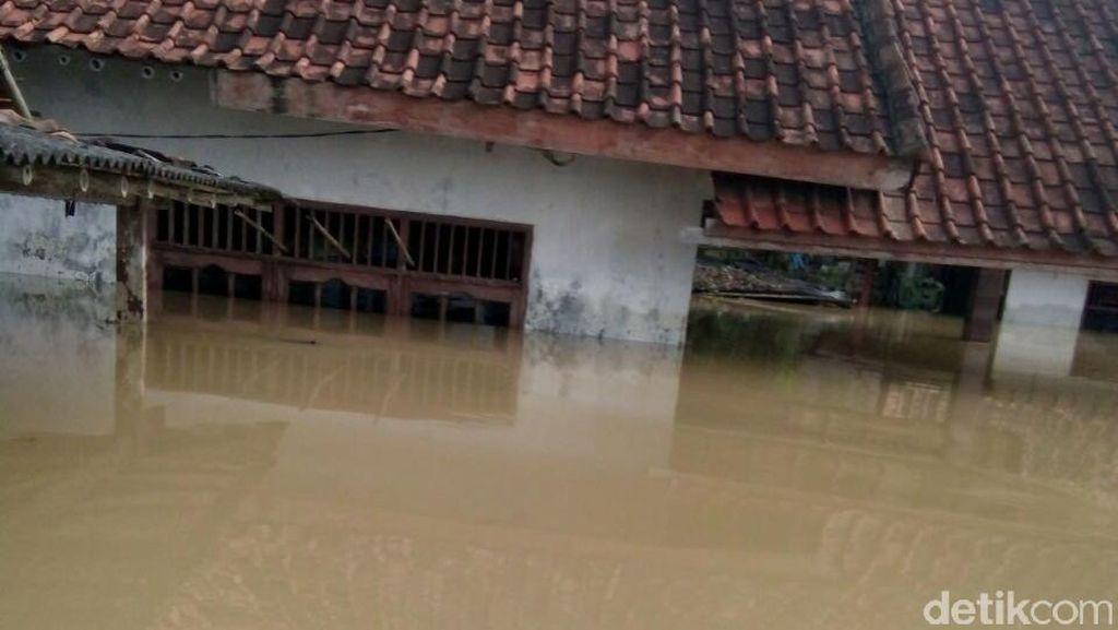 Kabupaten Tangerang Masih Banjir