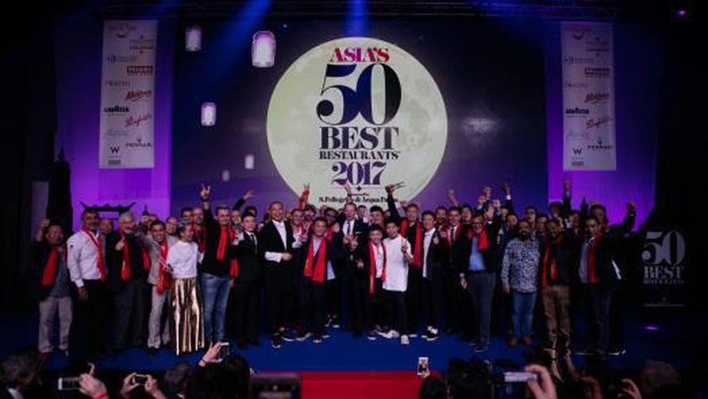 Gaggan Restaurant Kembali Raih Posisi No.1 Asias 50 Best Restaurants 2017