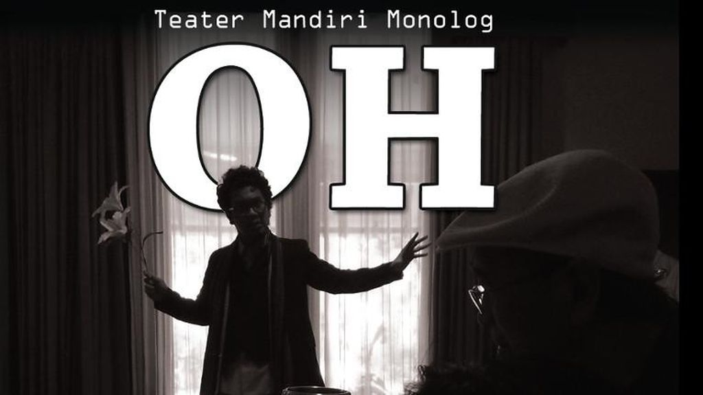 Teater Mandiri Pentaskan Monolog Oh