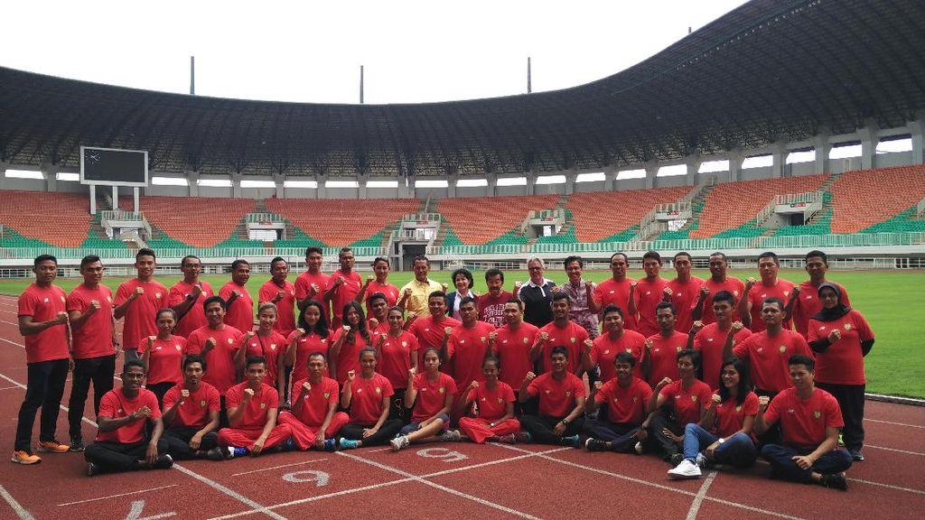 Pelatih Atletik Top Asal AS Ini Terpukau Atlet Indonesia