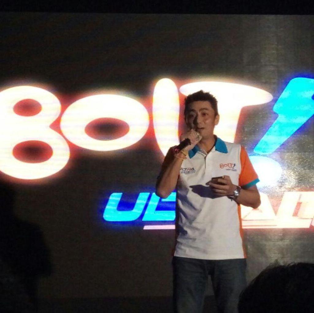 Kecepatan 4G Bolt Tembus 300 Mbps