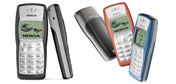 Nokia 1100 adalah ponsel terlaris spenjang masa dengan jumlah terjual sekitar 250 juta unit. Wajar jika banyak yang menginginkannya reborn. Foto: istimewa