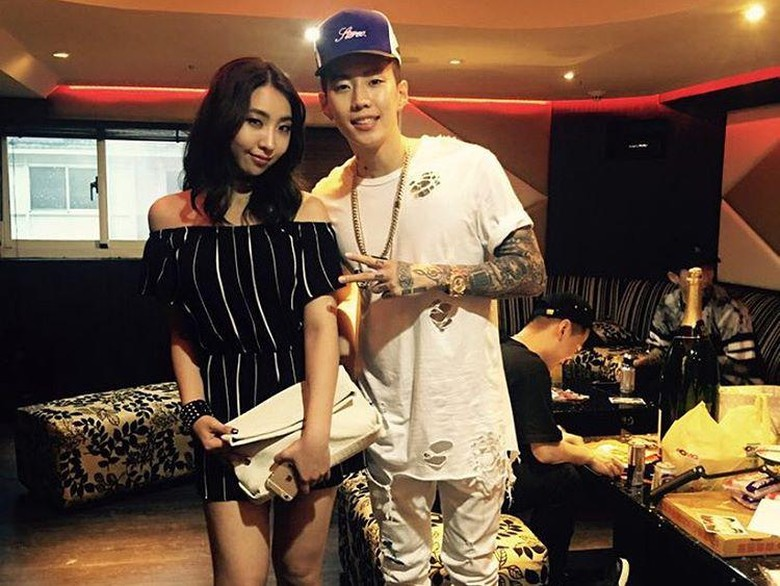 Persiapkan Album Solo, Minzy eks 2NE1 Kolaborasi dengan Jay Park
