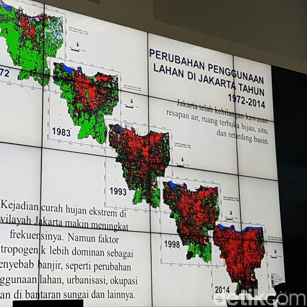 BNPB: Awal Tahun Ini Ada Peningkatan Bencana