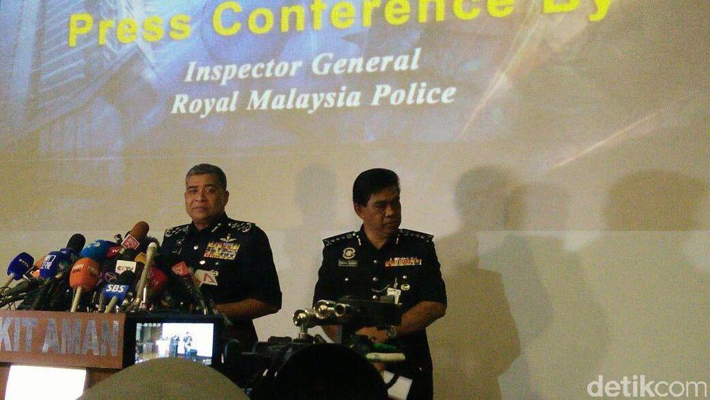 Kepala Polisi Malaysia: Siti Aisyah Sedang Melancong di Sini