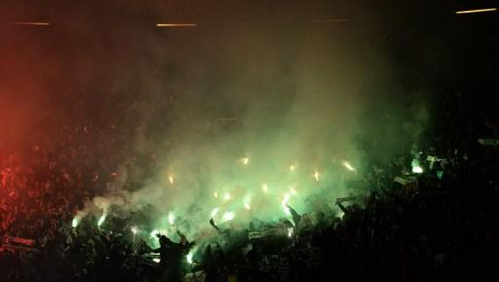 Jelang Main di Markas St Etienne, Mourinho: Semoga Tanpa Asap