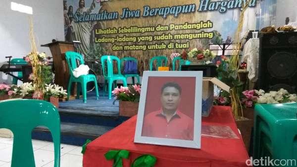 Dennis Petugas PPSU Terseret Banjir akan Dimakamkan di Kupang
