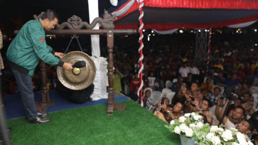 Kunjungi Ternate, Menpora: Semoga Lahir Petinju Hebat dari Tempat Ini